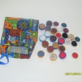 Развивающее пособие «Тактильный мешочек»
