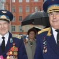«Дорогие мои старики». Фоторепортаж 9 мая Санкт-Петербурге