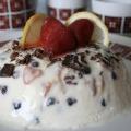 Торт молочный «Снежная королева»