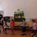 Интерактивное занятие в младшей группе по сказке «Колобок»