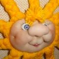 Моё новое увлечение— изготовление текстильных кукол