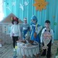 Сценарий тематического праздника по гражданско-патриотическому воспитанию «Нам посчастливилось родиться на Руси»