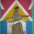 Выставка прикладного творчества детей подготовительной группы «Смешарики».