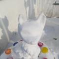 «Снег! Снег! Снег! Рады снегу зверь и птица, и конечно человек!» (Снежный городок).