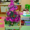 Выставка в детском саду «Мастерская Деда Мороза»