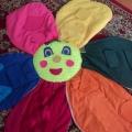«Многофункциональный цветочек»— развитие сенсорной культуры детей раннего возраста.