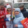 Кузбасс Олимпийский. Эстафета Олимпийского огня в г. Кемерово!