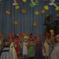 Осенний праздник для детей старшего возраста «Волшебный зонтик»