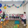 Спортивный праздник для детей подготовительной к школе группы «Королевство спортивных затей»