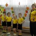 «Дары осени». Физкультурный досуг для детей средней группы