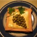 Бутерброд «Виноград»