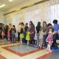 Сценарий спортивного праздника совместно с родителями и детьми старшего дошкольного возраста «День матери»