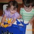 Дидактическая игра по развитию сенсорных эталонов для детей 2–3 лет