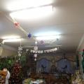 Новогоднее украшение группы «Светлячок»