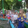 Фотоотчёт о празднике «День защиты детей»