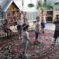 Спортивный праздник к Дню Здоровья в младшей группе.