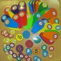 Дидактическая игра «Математические цветочки» для детей старшего дошкольного возраста (состав числа)
