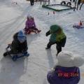 «Болеем за наших!» Мини-олимпиада в детском саду