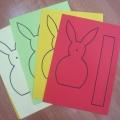 Пасхальные подарки для родных «Цыпочки и петушки» и «Пасхальный зайчик».