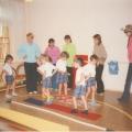 Физическое воспитание дошкольников. Обучающее занятие для родителей «Профилактика нарушения осанки и плоскостопия»