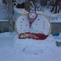Зимний участок «В гостях у сказки»