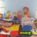 Дидактические игры для детей 1 младшей группы по сенсорному воспитанию.