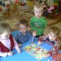 Коллективная композиция-аппликация: «Цветы сотрудникам детского сада «Колосок»