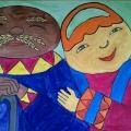 знакомство с русскими народными сказками для дошкольников