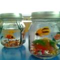 Необычный аквариум. Удивительные поделки