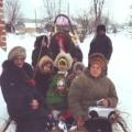 Воспитание чувства патриотизма у дошкольников через русские народные праздники.