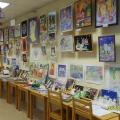 Выставка творческих работ детей и юношества «Волшебное Рождество в северных странах»