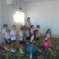 Спортивное развлечение для детей старшей группы «Праздник воинов отважных»