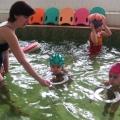 Занятия плаванием— путь к гармоничному развитию ребенка.