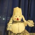 «Парад снеговиков»