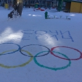 Проект «Зимняя Олимпиада 2014» (фотоотчет)