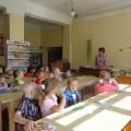 Поход в библиотеку детей старшей-подготовительной группы