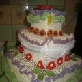 И снова тортик