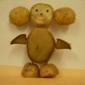 Выставка поделок из картофеля «Если есть картошка в доме— сытым будешь круглый год».