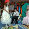Драматизация сказки «Красная шапочка» для подготовительной, старшей групп