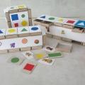 «Занимательные коробкú». Дидактическое пособие для работы с детьми 2–4 лет