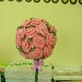Мастер-класс по изготовлению цветов в технике бумагопластика: «Розовое дерево»
