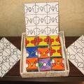 Кубики «Народные узоры»