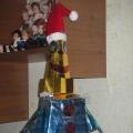Новогодняя игрушка «Клоун»