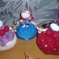 Обережная кукла «Кубышка-Травница»