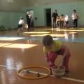 Физкультурное соревнование для детей старшего дошкольного возраста «Веселые старты»