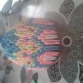 «Пасхальное яйцо»в технике «модульное оригами»