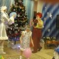 Новогодний цирк. Как мы отмечали новый год.