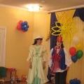 Алиса в стране чудес (выпускной праздник)