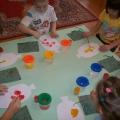 Рисование красками на тему: «Консервируем фрукты».