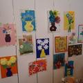Выставка «Вот какие цветы в нашем детском саду!»
